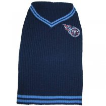 Tennessee Titans NFL Dog Sweater
