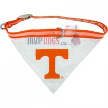 Tennessee Volunteers NCAA Dog Collar Bandana