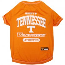 Tennessee Volunteers NCAA Dog Tee Shirt