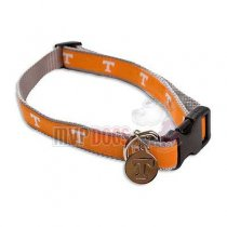 Tennessee Volunteers Woven Ribbon Collar