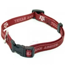 Texas A&M Aggies NCAA Dog Collar