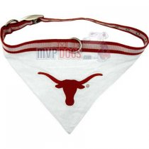 Texas Longhorns NCAA Dog Collar Bandana