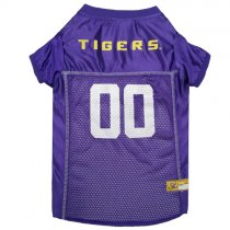 Tigers NCAA Dog Jersey