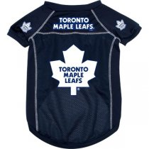 Toronto Maple Leafs NHL Dog Jersey - Medium