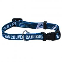 Vancouver Canucks NHL Dog Collar