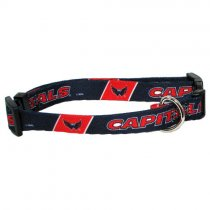 Washington Capitals NHL Dog Collar