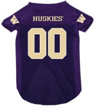 Washington Huskies NCAA Dog Jersey