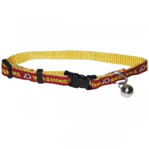 Washington Redskins NFL Cat Collar