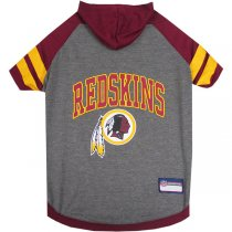 Washington Redskins NFL Dog Hoodie Shirt