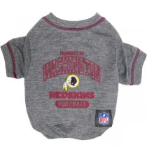 Washington Redskins NFL Dog Tee Shirt
